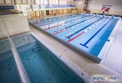 25 m plaukimo baseinas