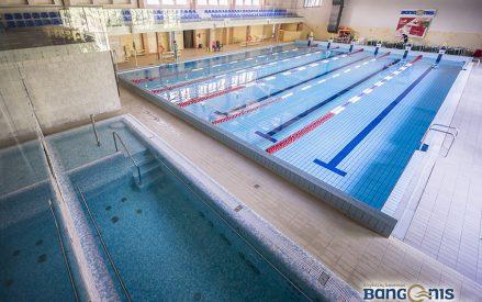 Bangenis - 25 m plaukimo baseinas bangenis 3